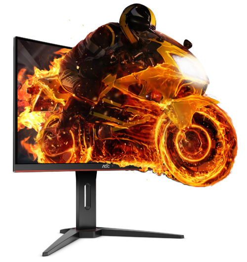 AOC 27'' C27G1 VGA/HDMI/DP 144Hz FreeSync Curved Monitor